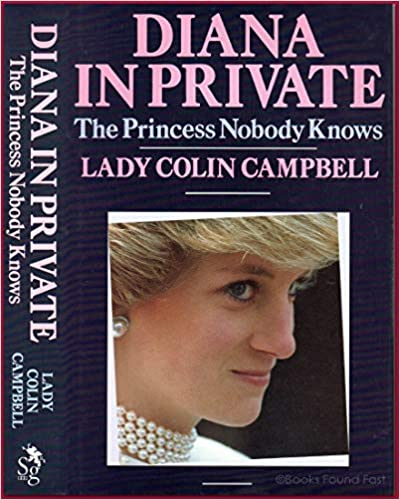 Diana in Private by Lady Colin Campbell