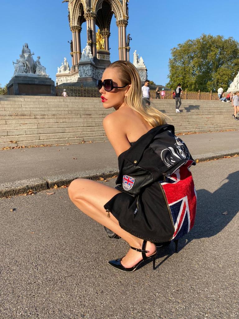Ksenia Islamova Interview for Ikon Apparel © Tamara Orlova-Alvarez
