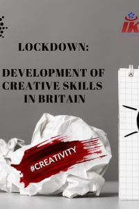 Lockdown and creativity