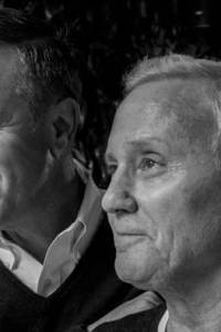 Ian Schrager and late Marriott CEO Arne Sorenson