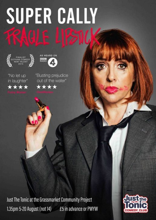 comedian Cally Beaton Interview