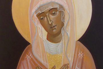 Maria i forbøn