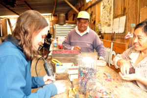 Volunteer at an Artisan Shop in Ecuador