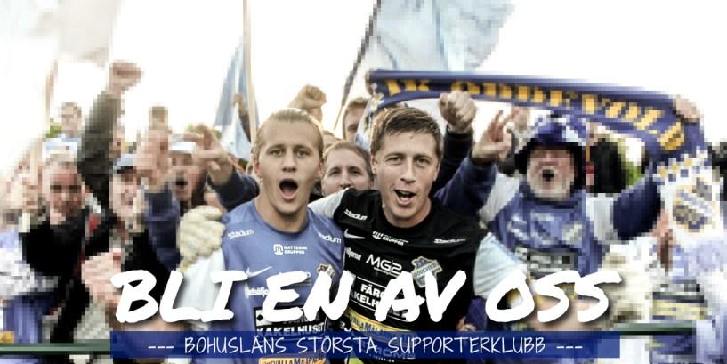 Bli en av oss - Bohusläns största supporterklubb