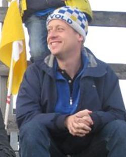 Vice ordförande Tommy Carlsson