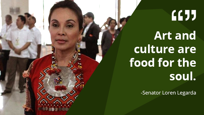 Regional Museums to Ensure Conservation and Preservation of the Traditional Folk Arts – LEGARDA