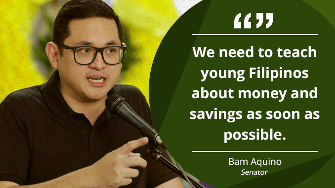 Financial Literacy and Entrepreneurial Training in Basic Education – AQUINO