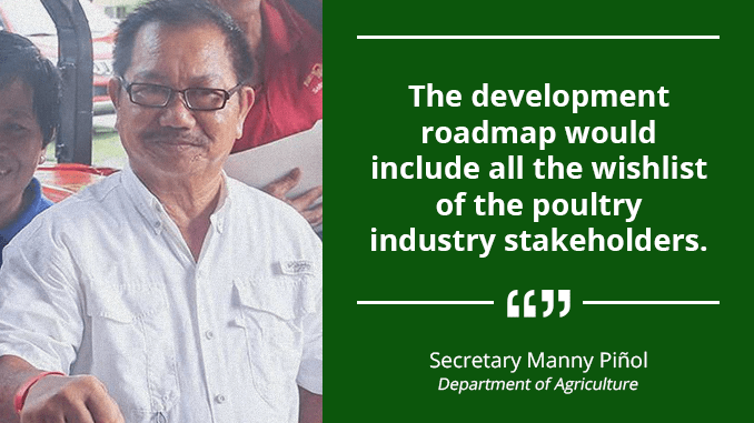 DA, Poultry Farmers to Plan Five-Year Poultry Industry Development Roadmap – PIÑOL