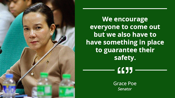 Protect Whistleblowers with System of Rewards and Security – POE