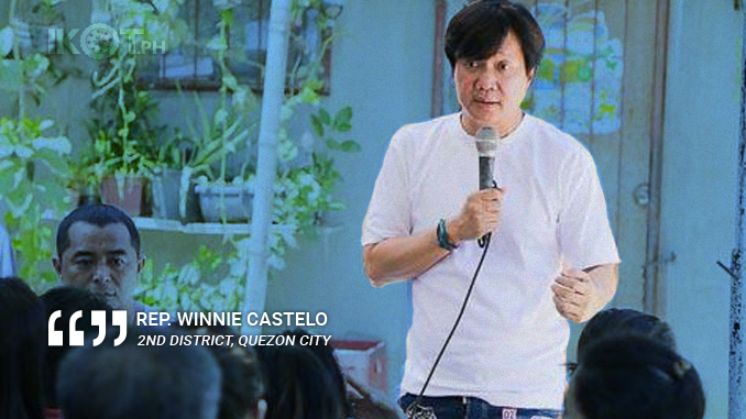CASTELO CALLS ON BARANGAY CANDIDATES TO MAKE FEDERALISM A CAMPAIGN ISSUE