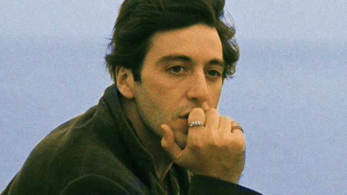 STRUGGLES ARE PAR FOR THE COURSE: THE STORY OF AL PACINO