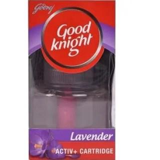 good knight active refill lavender 45 ml