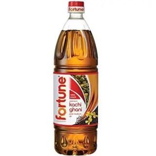 fortune khachi ghani, mustard oil