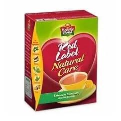 red label natural tea, tea