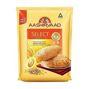 Aashirvaad select atta 5 kg