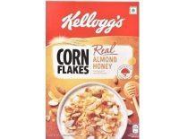 kelloggs corn flakes almond honey 300gm