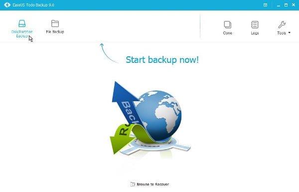 WinPE版は英語である以外、インストール版と同機能が使えます。
