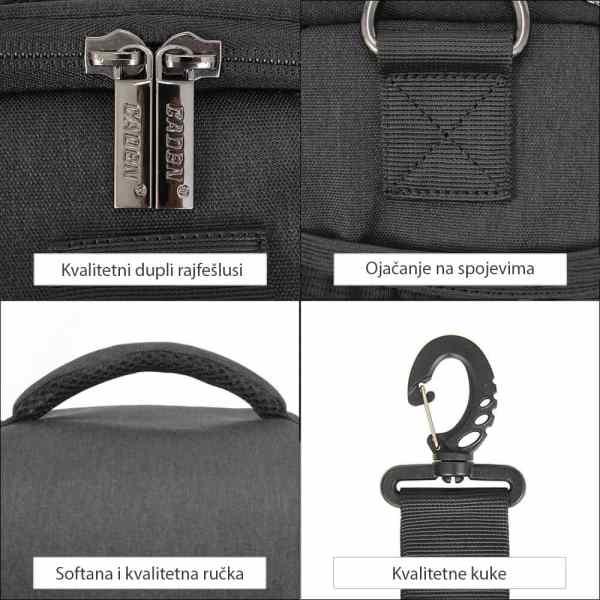 Detalji torbice CADeN D1-2
