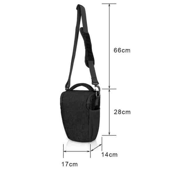 CADeN D1-2 dimenzije torbice