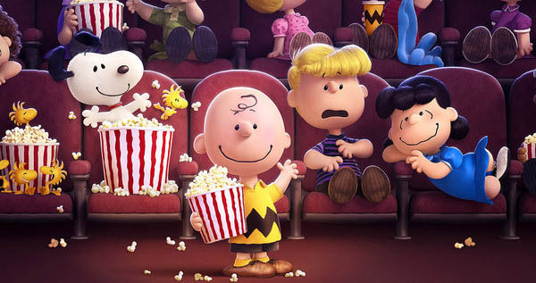 Film Animasi Snoopy The Peanuts Movie