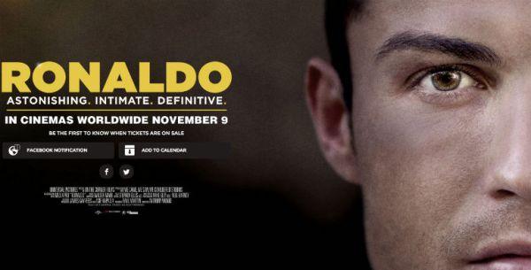 Review Film Dokumenter Ronaldo 2015