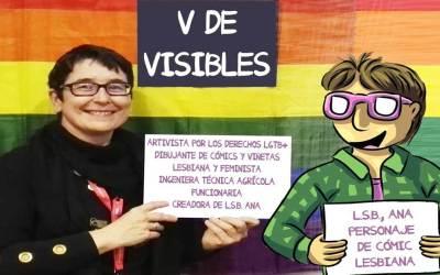 Teresa Castro. LGTBI ARTibista