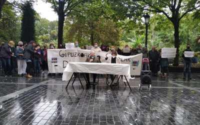 1 de octubre día internacional de los derechos de las personas mayores. Rueda de Prensa