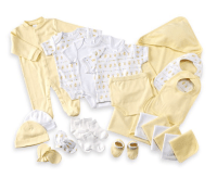 Soft Neutral Baby Clothes 2015