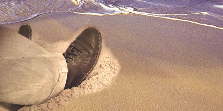Ik vind je lief papa! Smith Magenis Syndroom. Hakken in het zand.