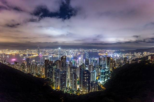 Bestemmingstips Hong Kong - victoria peek