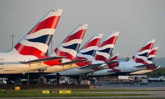 British Airways OneWorld Executive Club Gold Silver Bronze 3