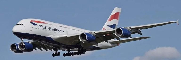 British Airways OneWorld Executive Club Gold Silver Bronze