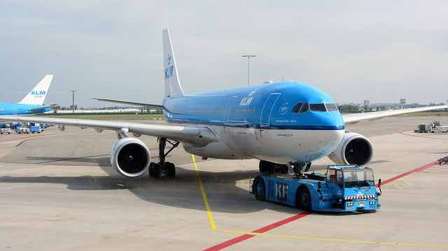Flying Blue KLM AIR FRANCE XP award miles
