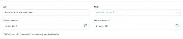 KLM package deal ING rentepunten 4