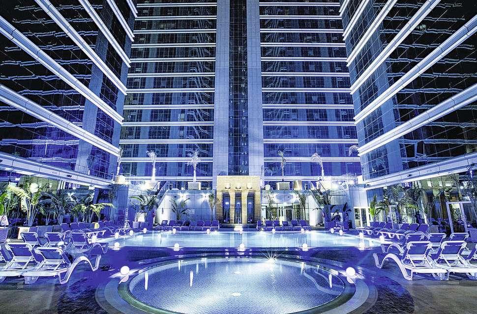 last minute super de LUXE Dubai? Vertrek voor 8 dagen naar 5* hotel