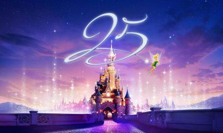 Disneyland® Paris is 25 jaar! Ervaar de betovering op deze magische plek