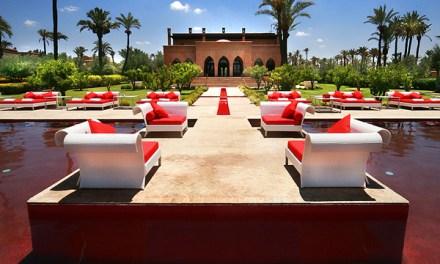 5 dagen vliegreis naar Marrakech met verblijf in 4,5* resort o.b.v. logies en ontbijt