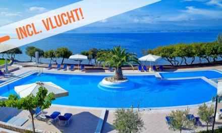 Dagaanbieding – 5*-resort Griekenland | 7,10,14 nacht(en) voor 579.00