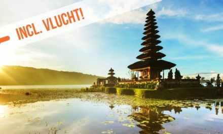 Dagaanbieding – Eilandhoppen Indonesië