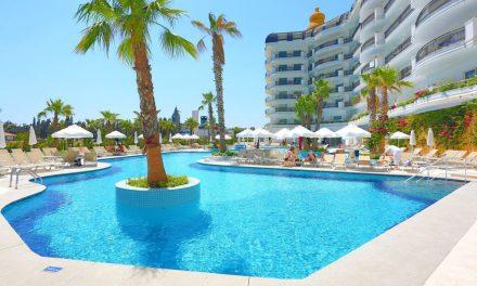 Geweldig Ultra all inclusive 'adult only' (16+) 5* resort Turkije | mei-juni 8 dagen voor 534,-