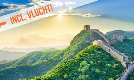 Dagaanbieding – Rondreis China met cruise