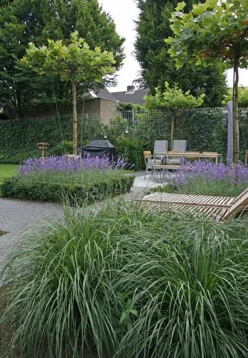 Achtertuin voorbeelden  inspiratie voor achtertuinen
