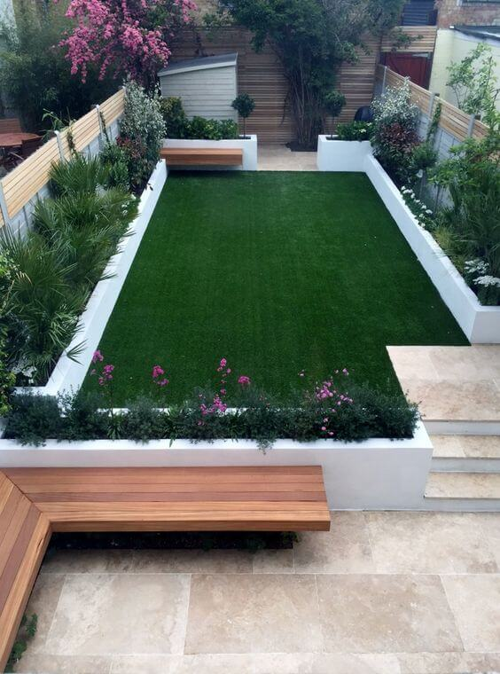 25+ small rectangular raised garden designs landscape pictures and