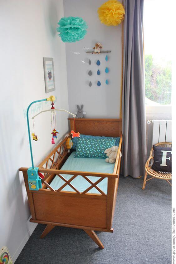 Babykamer retro inrichten 11 tips  Ik woon fijn