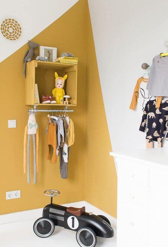 Babykamer okergeel 7 voorbeelden  Ik woon fijn
