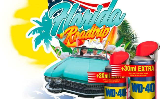 Wd 40 Roadtrip Nach Florida Gewinnen Ikz