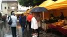 """Inaugurato a Portogruaro (VE) il primo mercatino """"Campagna Amica"""" della Coldiretti"""