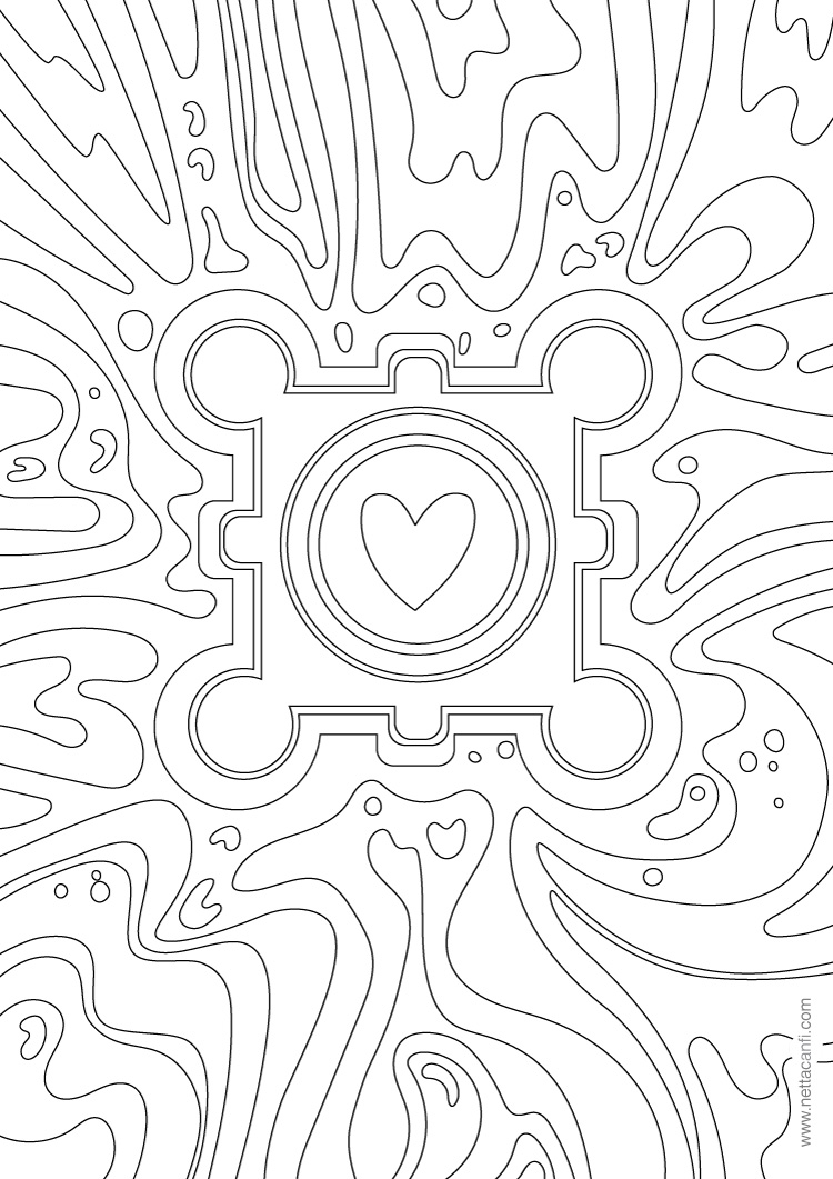 Castle Coloring Pages for People in Home Quarantine