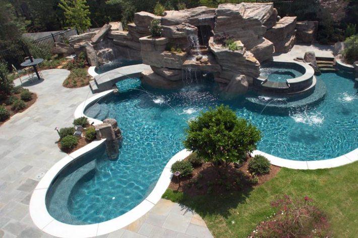 backyard with pool design ideas. Free Form Pool Designs Ideas Backyard With Design