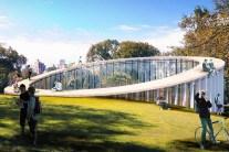 Architecture - Cedar Hill Loop Pavilion Concept